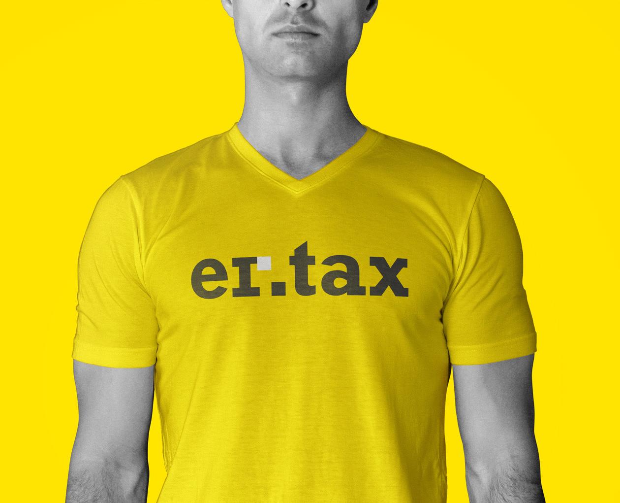 logo branding er tax 11