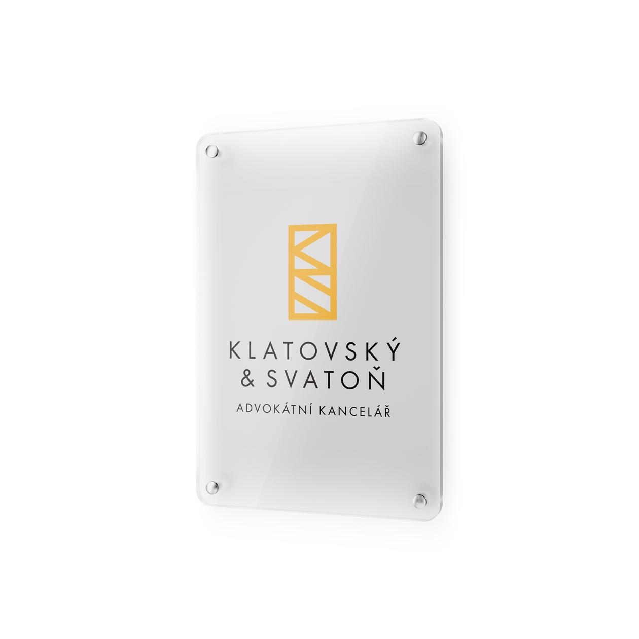 logo branding klatovsky a svaton 04