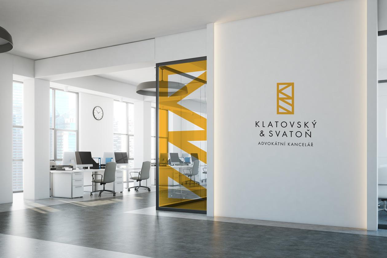 logo branding klatovsky a svaton 07