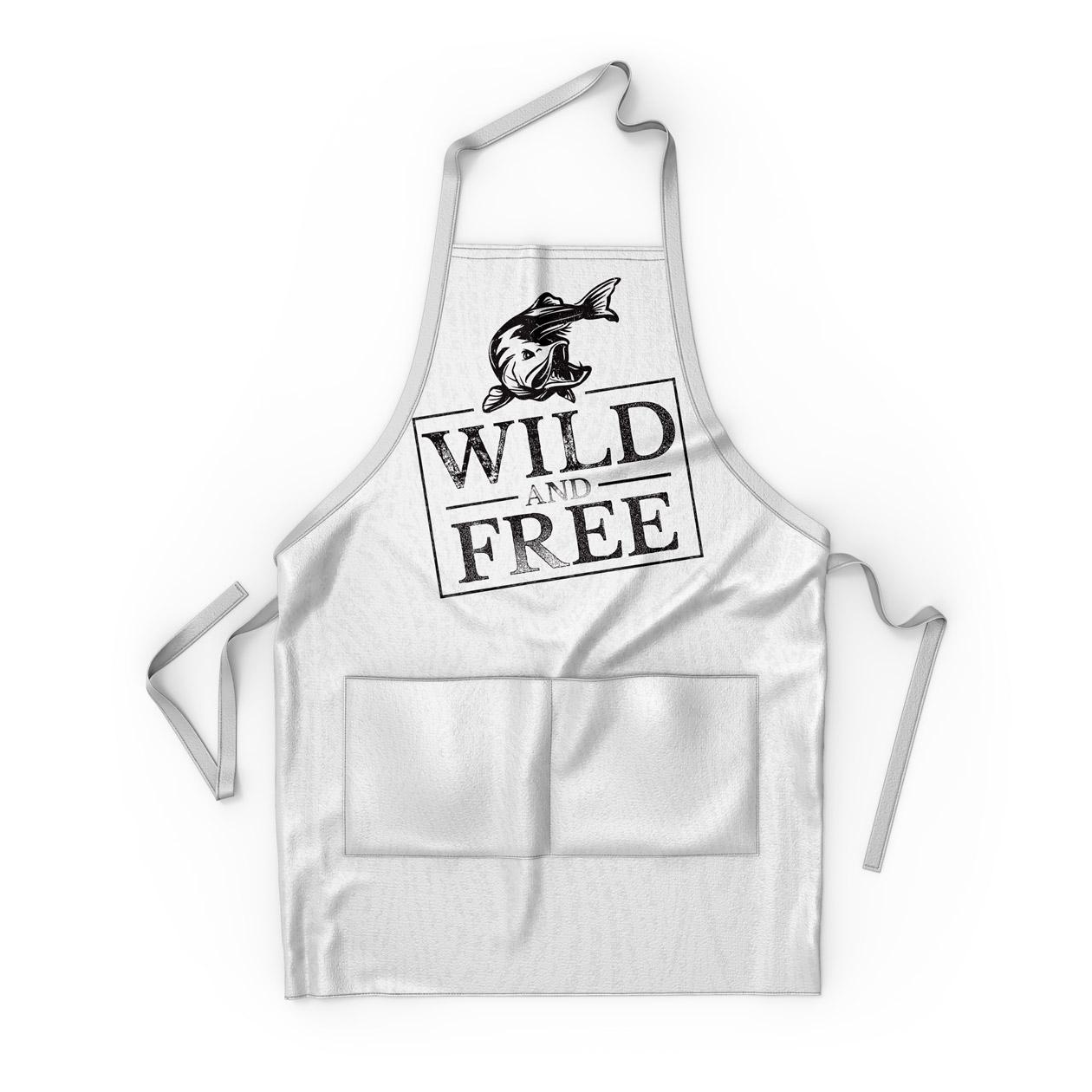 logo branding wild and free 09