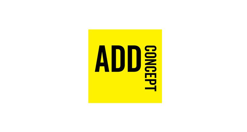 logo design add concept