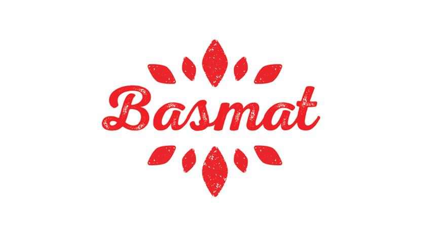 logo design basmat spice