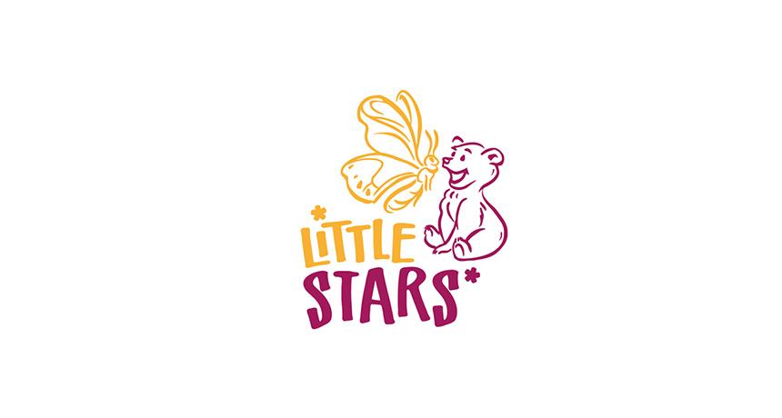 logo design little stars