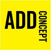 Logo Add Concept