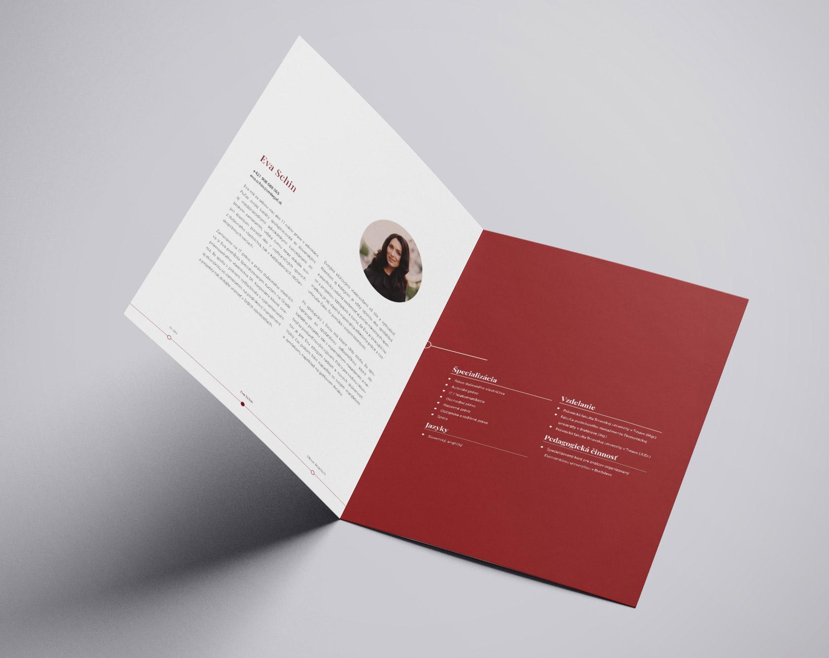 Tlačoviny brožúra