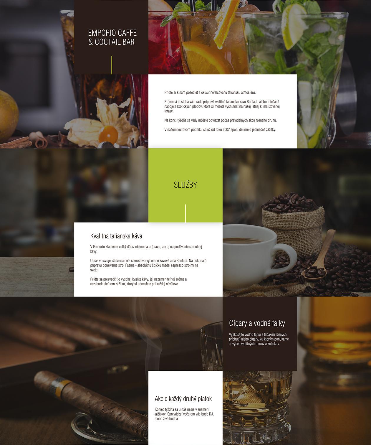 webdesign EMPORIO