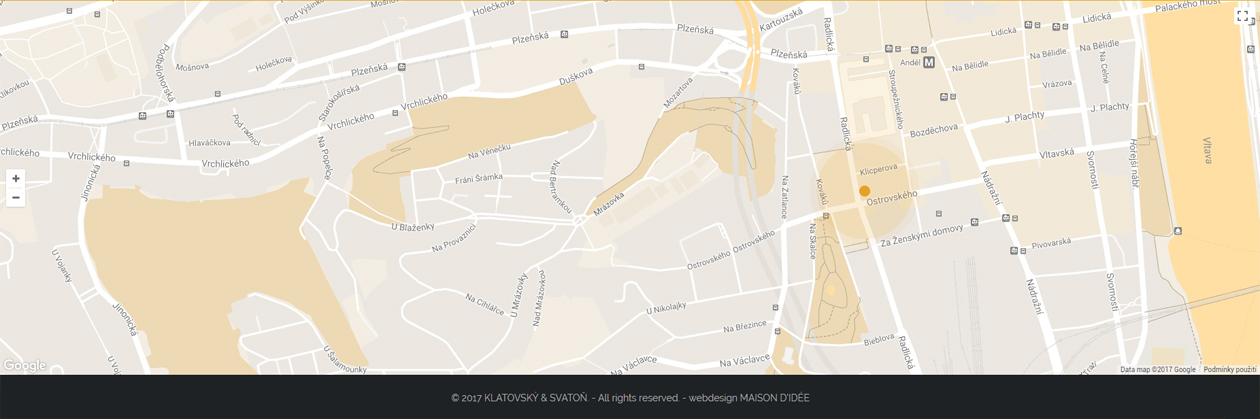 webdesign Klatovský & Svatoň
