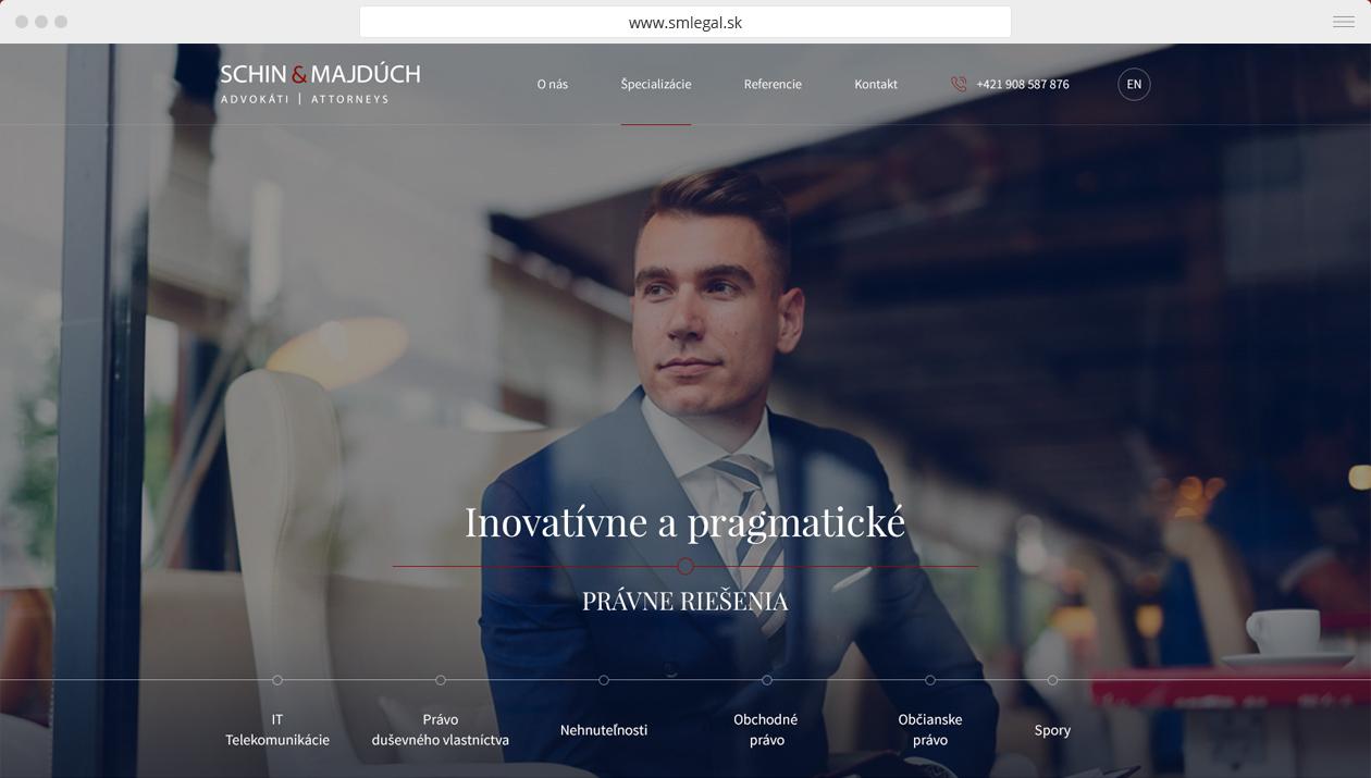 webdesign SCHIN & MAJDÚCH