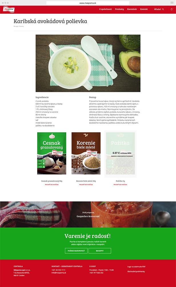 webdesign Mäspoma