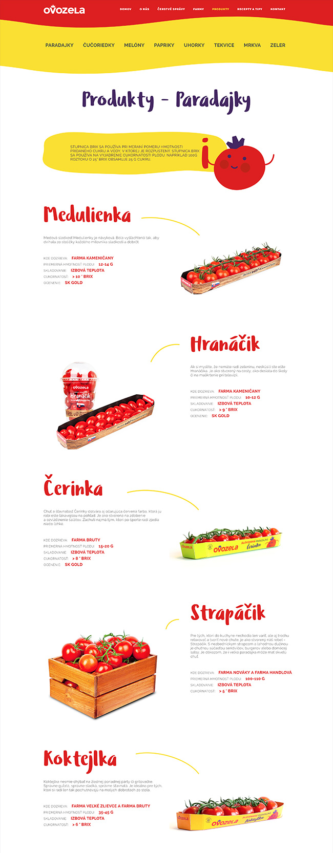 webdesign OVOZELA