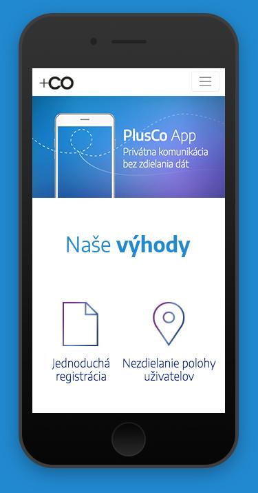 responzivita PlusCO