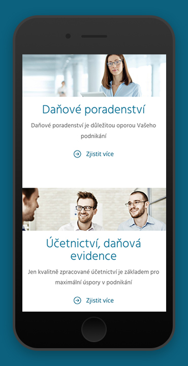 responzivita Tau Praha
